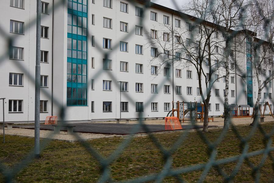 Außenstelle der Erstaufnahme in Doberlug-Kirchhain