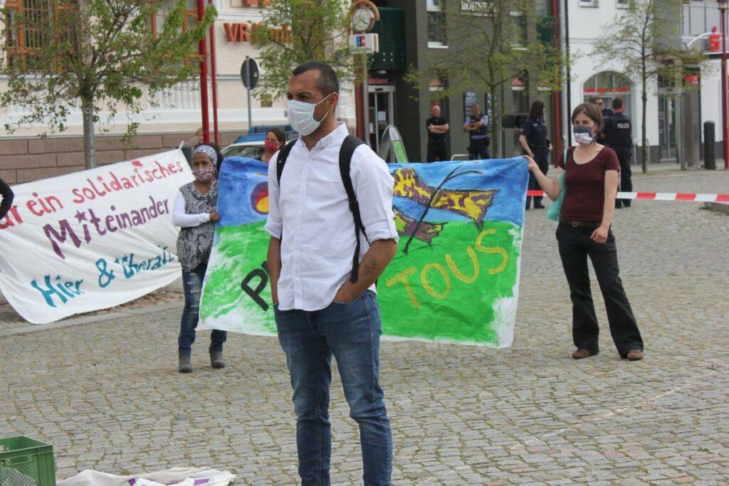 Bild 4 - Demo für Bus 571 in Doberlug-Kirchhain