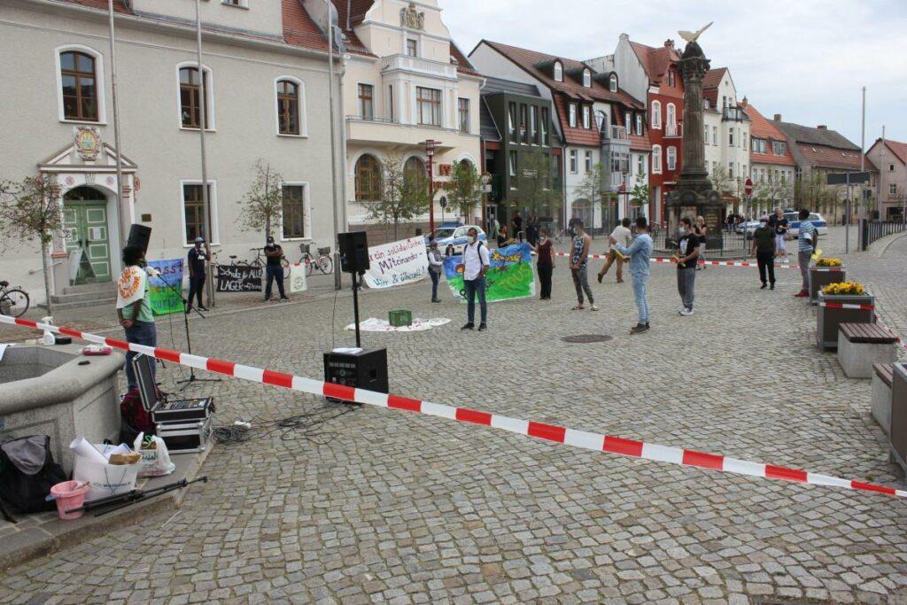 Bild 5 - Demo für Bus 571 in Doberlug-Kirchhain